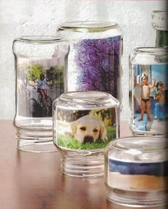 BAIRES Deco Design ... Diseño de Interiores, Arquitectura y Decoración en un solo Sitio!: Ideas para reciclar frascos de vidrio