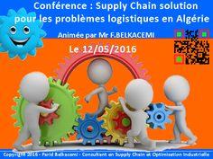 supplychaindz   farid belkacemi   supply chain algérie