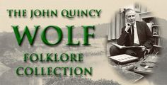John Quincy Wolf Collection Logo