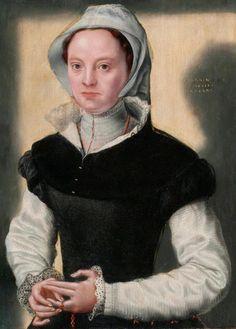 by Catharina van Hemessen  Date painted: c.1548–1549