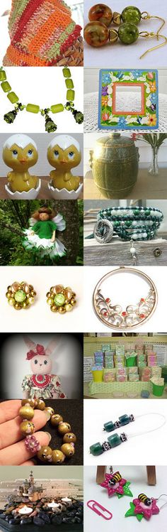 Mix and Match by Grandma G. on Etsy--Pinned with TreasuryPin.com