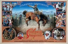 Image result for calgary stampede poster