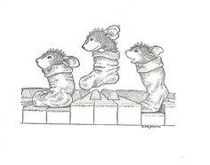 house mouse stamps - Google zoeken