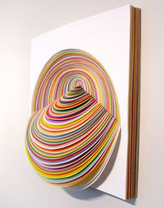 color paper art