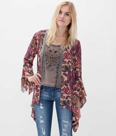 Gimmicks by BKE Paisley Cardigan - Women's Cardigans | Buckle