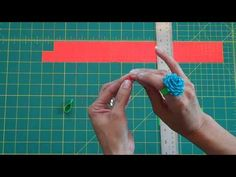 In this tutorial, you'll learn how to make a duct tape flower ring. This project is great for beginning duct tape crafters and I have taught both girl scout brownies and juniors (third to fifth graders) with great results. Use your favorite duct tape colors or prints to make a one-of-a-kind creation!
