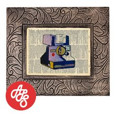 1980s Polaroid One Shot Instant Camera Print on an by AvantPrint, $7.00