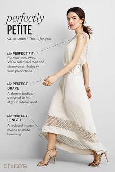 5898976d91e6 15 Petite Style Charts With Fashion Tips Every Short Girl Must Know