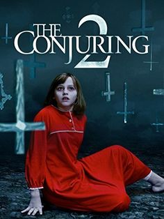 best horror movie the conjuring 2 based on true story. the conjuring 2 movie mein peggy naam ki lady hai, jiske 4 bachey hai. Horror Movie Posters, Best Horror Movies, Scary Movies, Movies Free, Horror Movie Costumes, Ghost Movies, Lorraine Warren, Paranormal, Films D' Halloween
