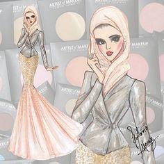 by Guillermo Meraz Fashion Collage, Fashion Art, Fashion Models, Girl Fashion, Fashion Design, Fashion Illustration Poses, Illustration Girl, Girl Illustrations, Sketch Design