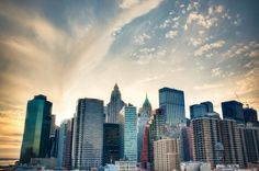 South Manhattan from Brooklyn Bridge