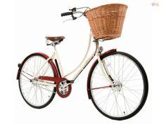Bicicleta de Cidade Clássica - Senhora