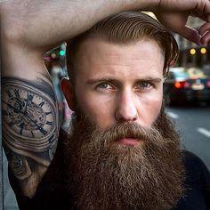 Who wants to give this one a stroke? #beard #beards #beardy #bearded #beardedman #beardedmen #beardedgentleman #beardlife #beardlove #beardlover #beardporn #beardsandtattoos #beardsofinstagram #beardstagram #instabeard #teambeard #beardclub #allthebeards #fortheloveofbeards #Bristlr #ShowUsYourBristles #BareYourBeard
