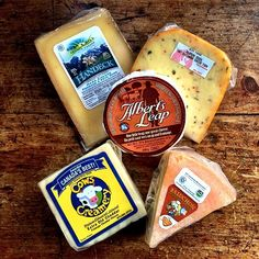 In this pile I've had Albert's Leap and Cow's Creamery Extra old Cheddar.the Cheddar is AMAZING Canadian Cheese, How To Make Cheese, Simple Pleasures, Charcuterie, All You Need Is, Cheddar, Cooking Recipes, Dishes
