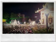 New Year in Bangkok ~ Thailand 2013