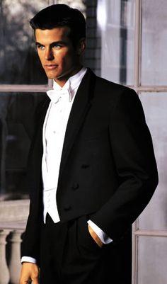 Ralph Lauren Tux.  Keep it classy. Sophistication is sexy.