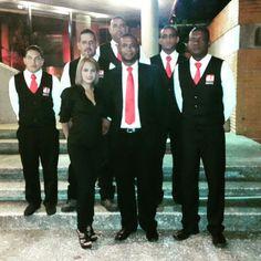 Staff de Valet Parking rh 2030 c.a
