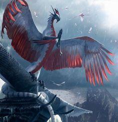 Dragonlord Ojutai par Chase Pierre