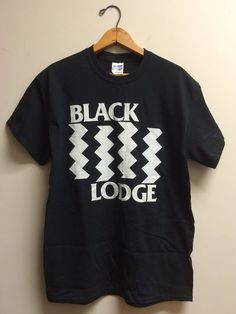 921857f16b Black Lodge : Twin Peaks / Black Flag Tee Shirt by monstersoutside Twin  Peaks Show,
