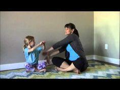 Rainbow Breathing | Yoga In My School breathing exercise - YouTube
