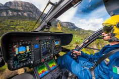 Italian HEMS H145 helicopter. Photo : AIRBUS HELICOPTERS
