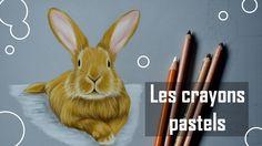 [Tuto n°7] Dessiner avec des crayons pastels !
