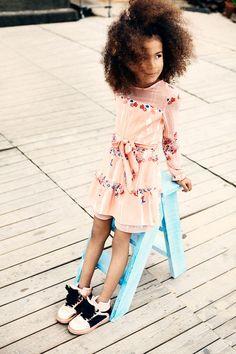 Supertrash girls SS14, los nuevos conjuntos para niñas este verano. Super cute!