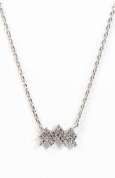 Aquarius Necklace Silver $24.99 http://bb.com.au/collections/accessories/products/aquarius-necklace-silver