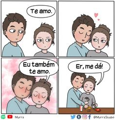 30 Hilariously Cute Relationship Comics and You Will Recognise Your Relationship in These - bemethis Cute Couple Comics, Couples Comics, Cute Couple Art, Funny Couples, Cute Comics, Funny Comics, Relationship Comics, Couple Memes, Cute Love Cartoons