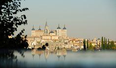 Toledo desde el Cigarral de Menores