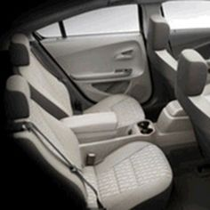 Volt Armrest Package, Pebble Beige:The Rear Seat Armrest Package fits between the rear passenger seats and is available as an accessory for cloth interior. Chevrolet Volt, Rear Seat, Beige, Pure Products, Interior, Design Interiors, Interiors, Ash Beige, Beige Colour