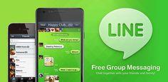 LINE App 2nd Most Profitable on Apple iTunes | Koogle TV