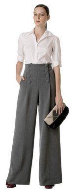 moldes de calças em tecido modernas gratis - Pesquisa Google