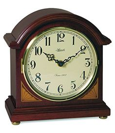 Hermle Windfall Mantel Clock 22919N92114 -- You can find more details by visiting the image link.