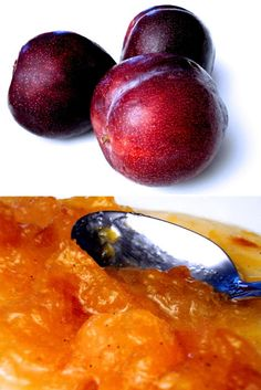 1 recette de confiture: Confiture de prunes au rhum brun et à la vanille