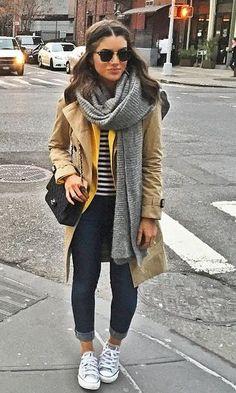 Look: Camila Coelho - Inverno Comfy