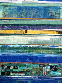 CuerPO y ALma 80 x 60 cm Mixed Media on Wood 2015