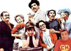 Xiglute Pages - Chaves e Chapolin