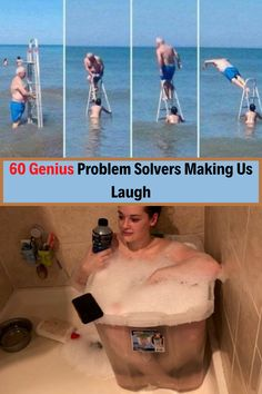 Problems and difficulties are part of life. And as we grow, we gradually learn how to handle and solve them. Some of these problems are easy enough to solve, while some require an even more careful method of fixing them. Wtf Funny, Hilarious, Funny Pictures, Funny Pics, Funny Stuff, Fun Facts, Handle, Modern Interiors, Amazing Facts