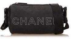 Chanel Pre-owned: Sport Line Shoulder Bag.
