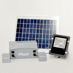 Solar Flood Light - or 12 Hours) Solar Flood Lights, Projects To Try, Lighting, Products, Light Fixtures, Lights, Lightning, Gadget