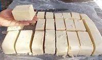 - Aprenda a preparar essa maravilhosa receita de Sabão Caseiro com Óleo Usado Cheesecake, Food And Drink, Homemade, Chocolate, Desserts, How To Make, Recipes, Diy, Plano Detox