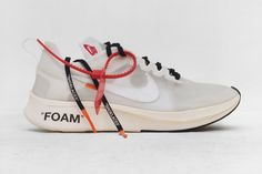 864b01c2faca New Nike Zoom Fly The Ten White White Muslin AJ4588-100 Sneakers Fashion