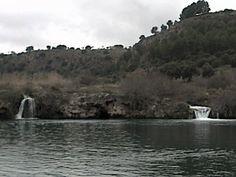 Laguna Colgada en Ruidera, Castilla-La Mancha
