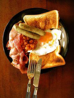 Fried Breakfast #Breakfast