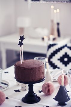 Spekulatius-Schokoladen-Cranberry-Torte, es weihnachtet schon... - Sofies Haus