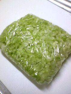 色々使える♪キャベツの冷凍保存 by ねっちゃんっ [クックパッド] 簡単おいしいみんなのレシピが245万品