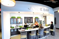 wheatgrass juice bar