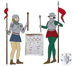Moldova, Armies, Ottoman Empire, 15th Century, Albania, Bulgaria, Soldiers, Persona, Warriors