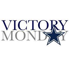 Dallas Cowboys - Victory Monday #CowboysNation #DC4L